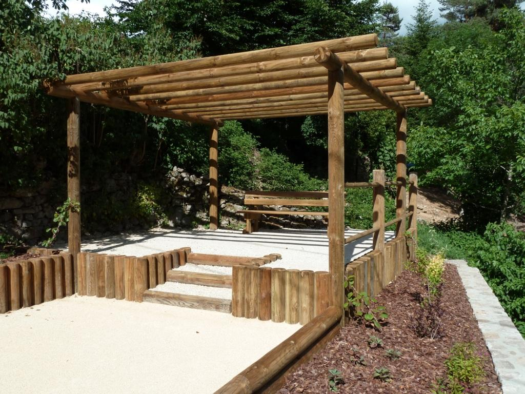 Amenagement Pergola Bois